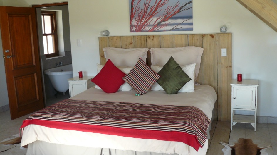 Südafrika Oyster Bay Lodge Zimmer