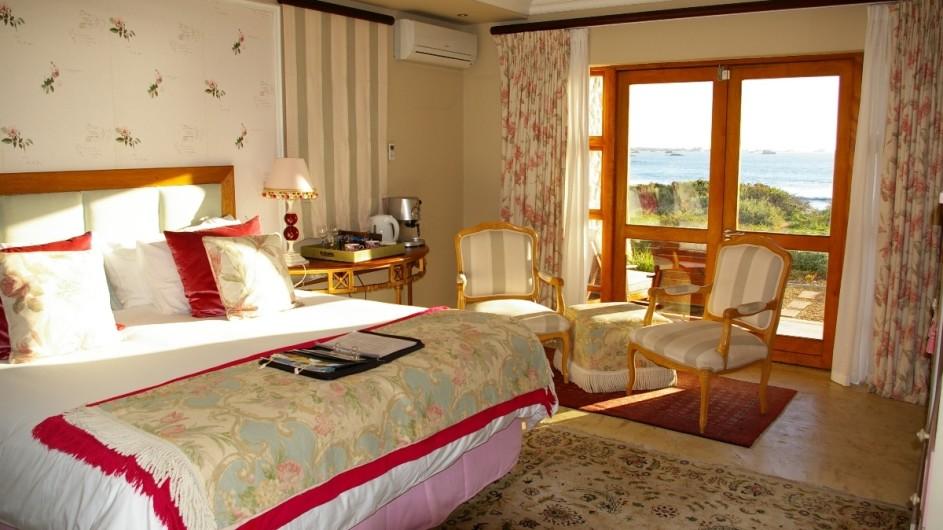 Südafrika Paternoster Dunes Guesthouse Rose Zimmer