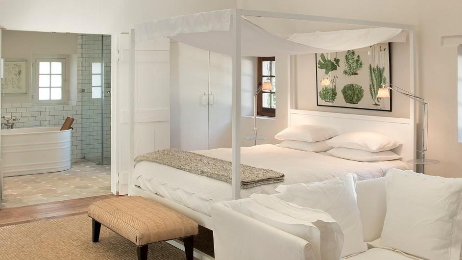 Südafrika Weinland Babylonstoren Farmhotel 1 Schlafzimmer Cottage