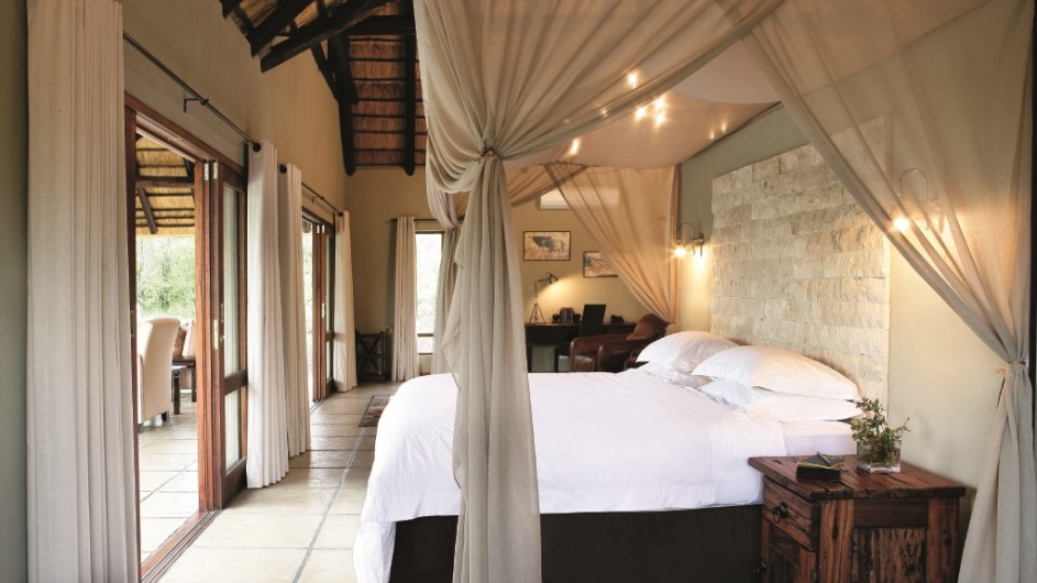Südafrika Sabi Sand Game Reserve Arathusa Safari Lodge Luxuszimer