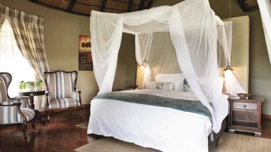 Südafrika Sabi Sand Game Reserve Arathusa Safari Lodge Standard Zimmer