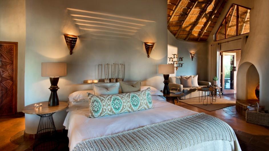 Südafrika Madikwe Safari Lodge Dithaba Lodge Suite