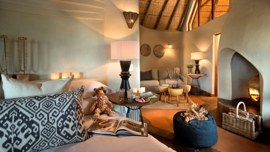 Südafrika Madikwe Safari Lodge Lelapa Lodge Familiensuite