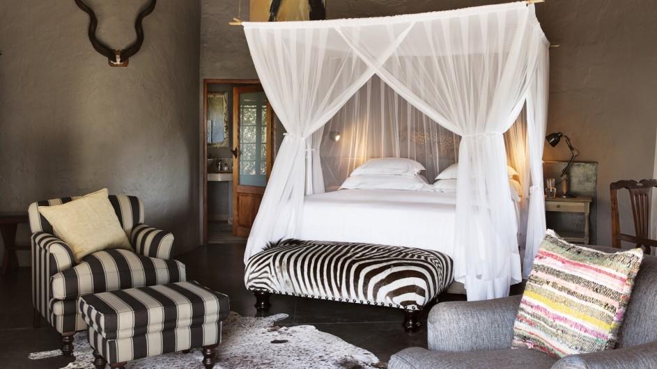 Südafrika Motswari Private Game Reserve Zimmer