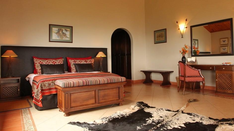 Südafrika Pakamisa Private Game Reserve Zimmer
