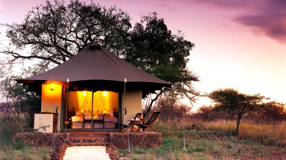 Südafrika Pondoro Game Reserve White Elephant Safari Lodge Zimmer außen