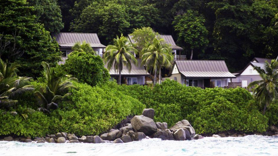 Seychellen - Mahe - Chalets - Carana Beach Hotel