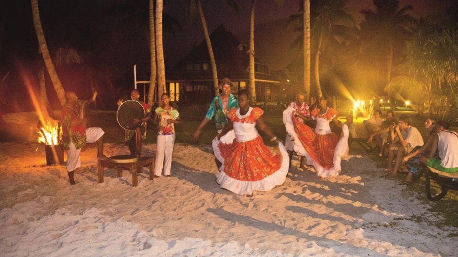 Seychellen - Praslin - New Emerald Cove - Kreolischer Abend