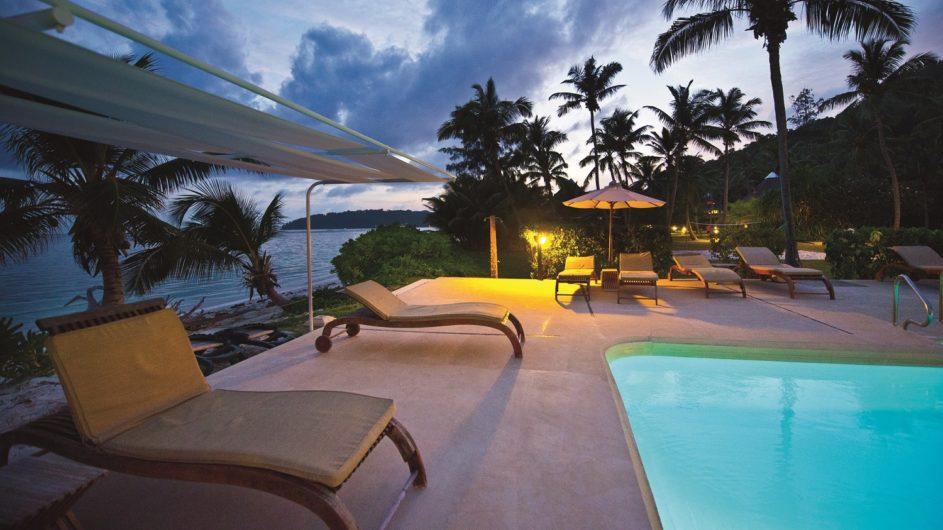 Seychellen - Praslin - New Emerald Cove - Pool