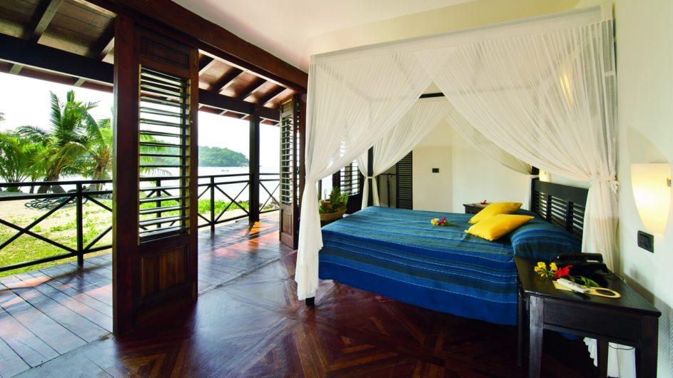 Seychellen - Praslin - New Emerald Cove - Meerblick Zimmer