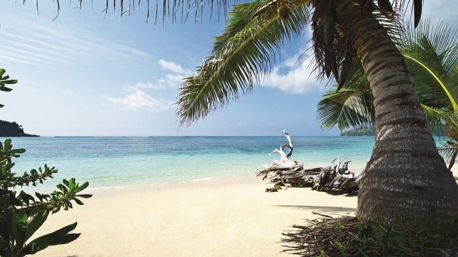 Seychellen - Praslin - New Emerald Cove - Strand