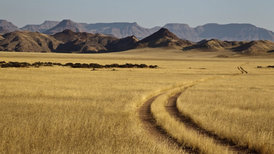 Namibia Damaraland Camp Landschaft
