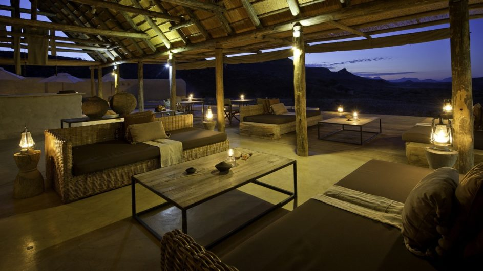 Namibia Damaraland Camp Loundge