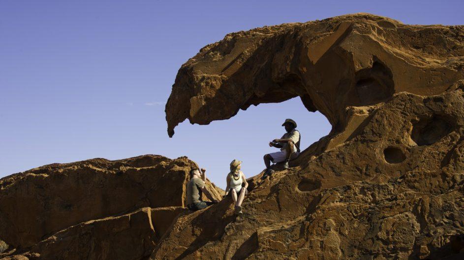 Namibia Doro Nawas Ausflug