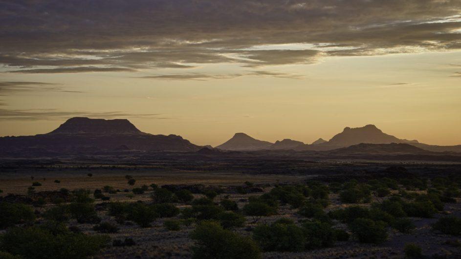 Namibia Doro Nawas Landschaft