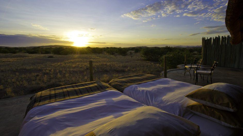 Namibia Doro Nawas Sleepout