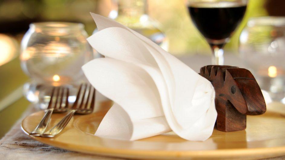 Namibia Eningu Clayhouse Lodge Dinner