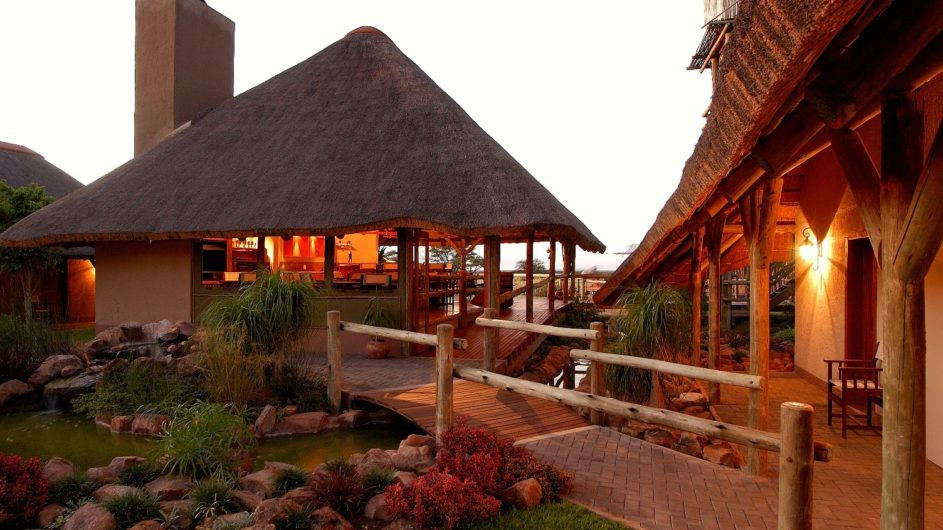 Namibia Frans Indongo Lodge Lapa Restaurant