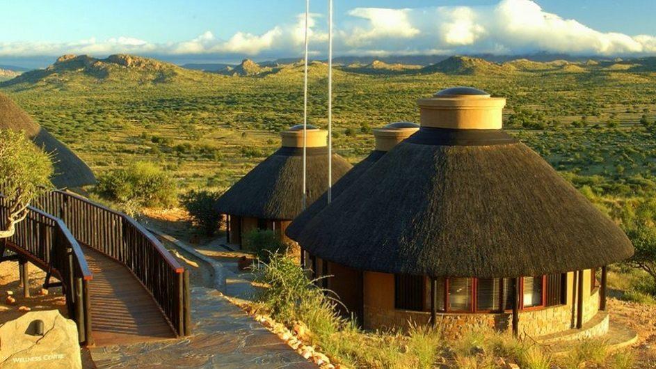 Namibia Goche Ganas Nature Reserve Suite Außenansicht