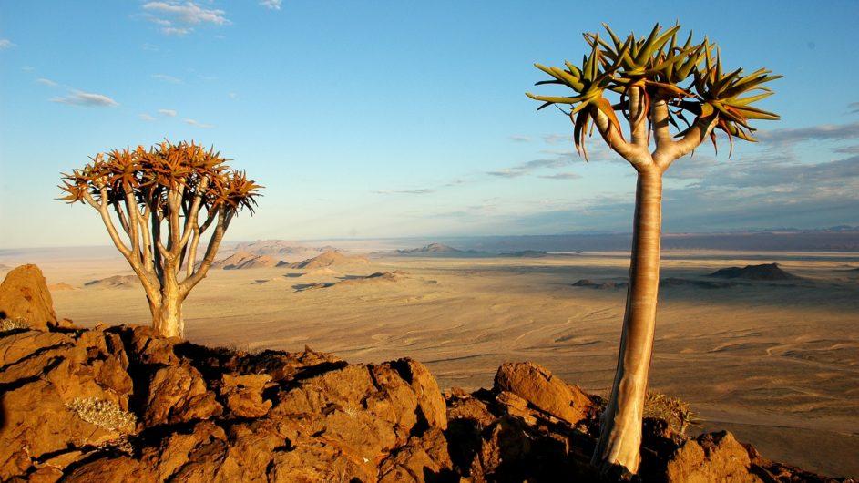 Namibia Aus Klein Aus Vista Eagles Nest Lanschaft