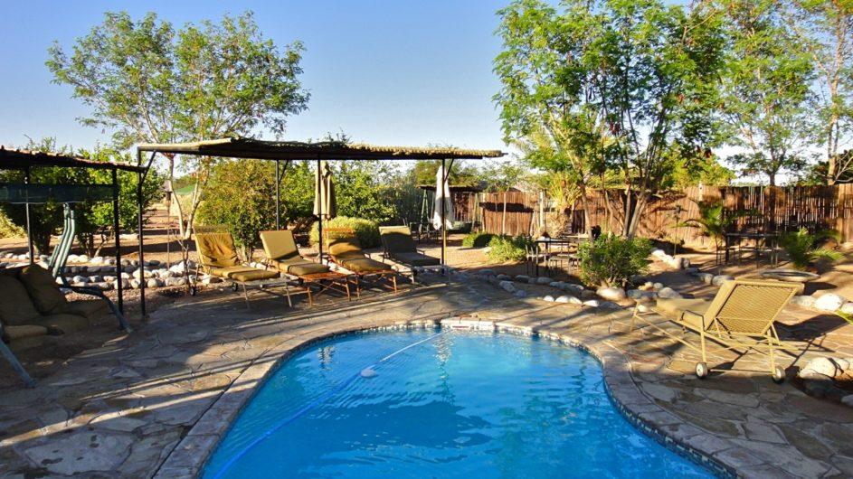 Namibia Sossusvlei A Little Sossus Lodge Pool