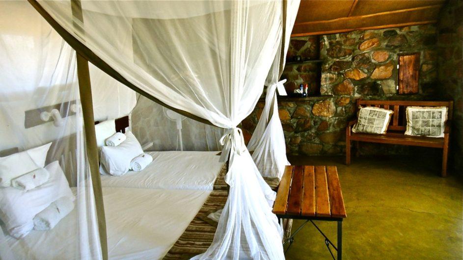 Namibia Sossusvlei A Little Sossus Lodge Zimmer innen