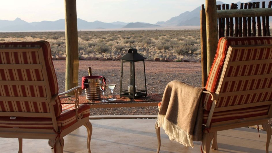 Namibia Sossusvlei Hoodia Desert Lodge Aussicht