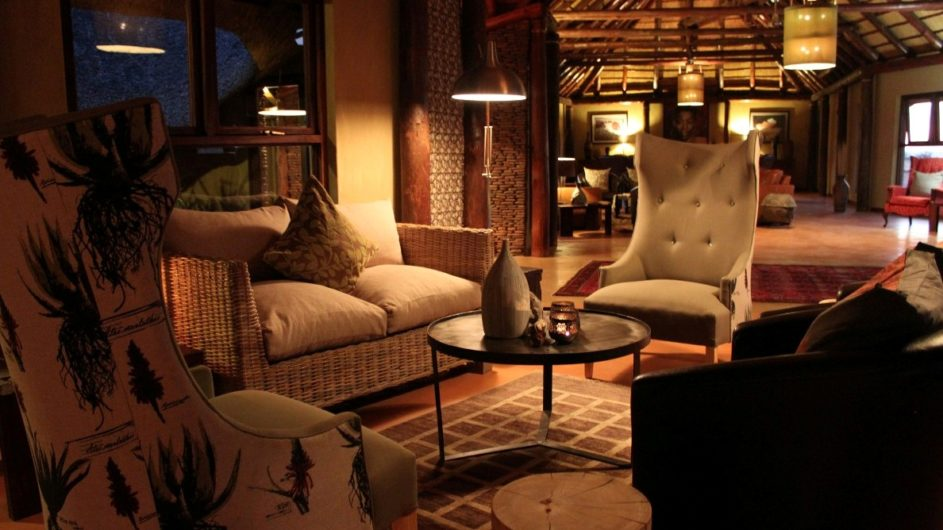 Namibia Sossusvlei Hoodia Desert Lodge Lounge