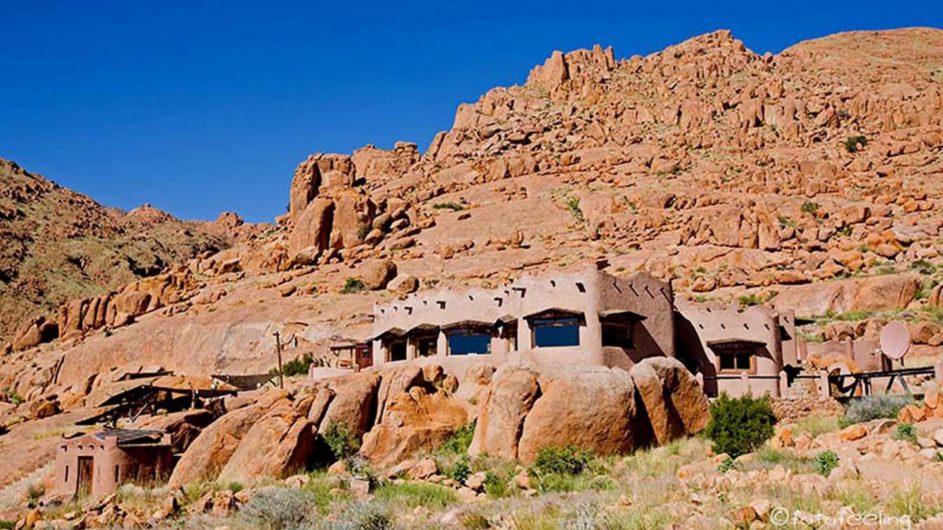Namibia Tirasberge Ranch Koiimasis Außenansicht