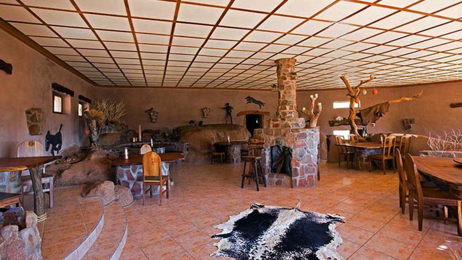 Namibia Tirasberge Ranch Koiimasis Restaurant