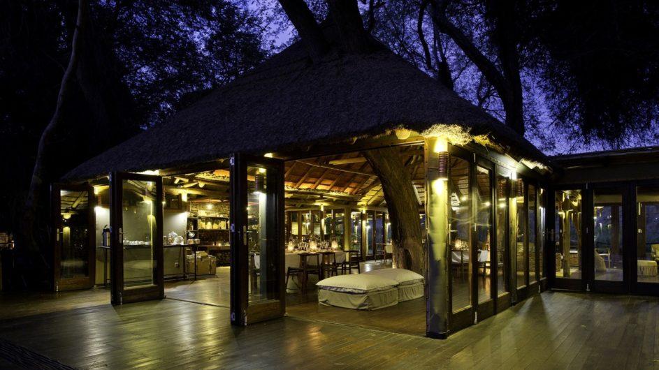 Namibia Serra Cafema Hauptlodge