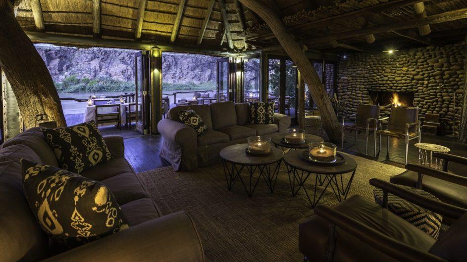Namibia Serra Cafema Lounge
