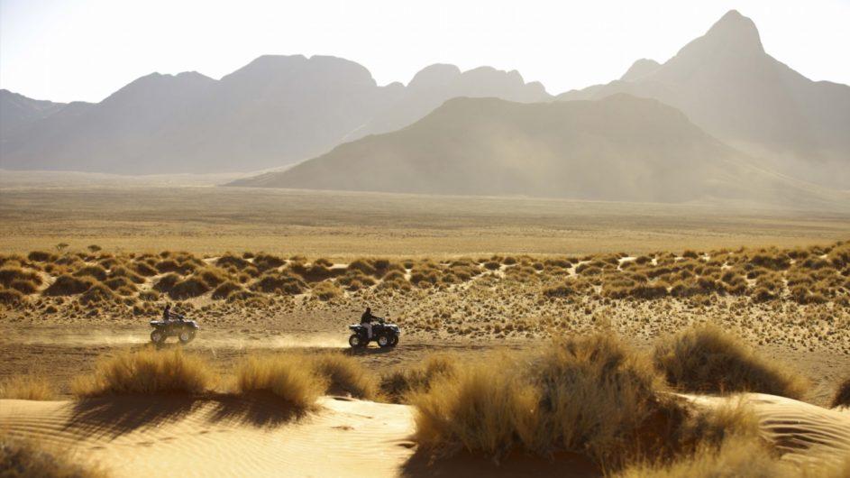 Namibia Sossusvlei Desert Lodge Quad Ausflug