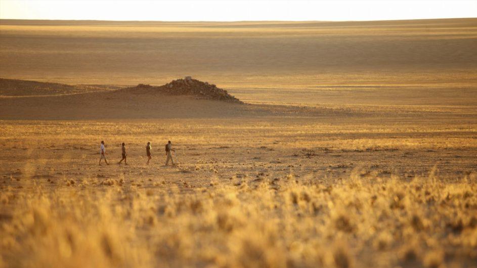 Namibia Sossusvlei Desert Lodge Wanderung