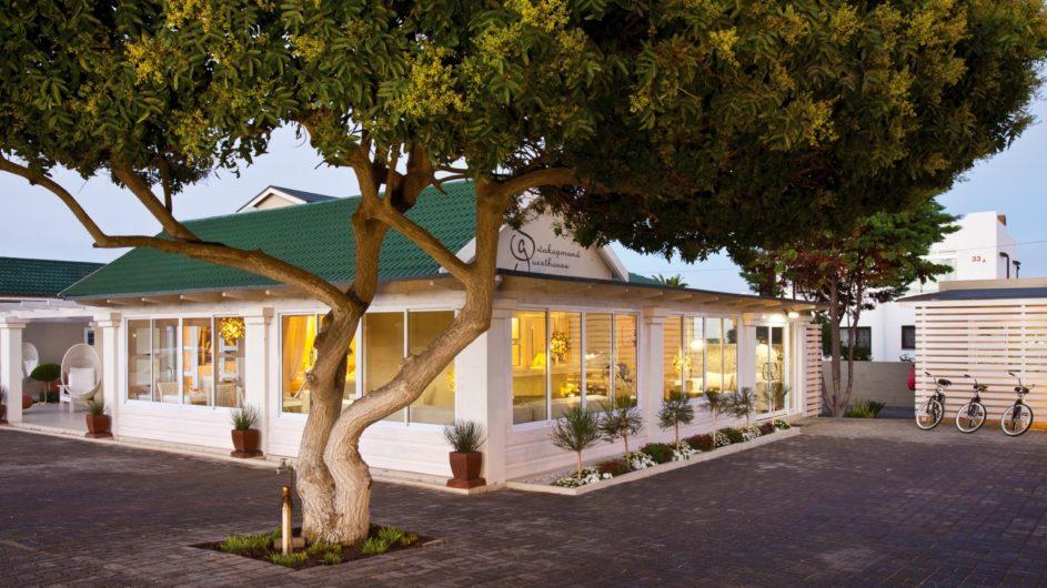 Namibia Swakopmund Guesthouse Außenansicht
