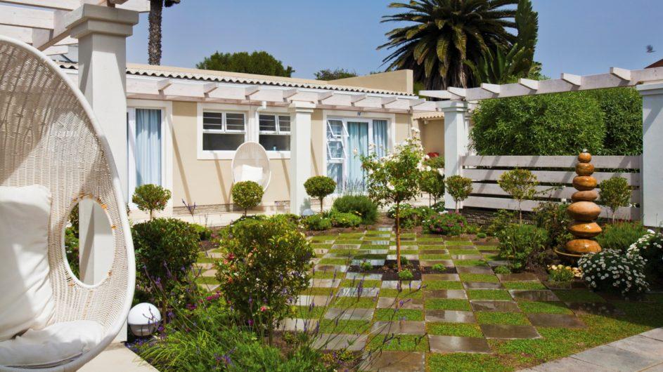 Namibia Swakopmund Guesthouse Garten