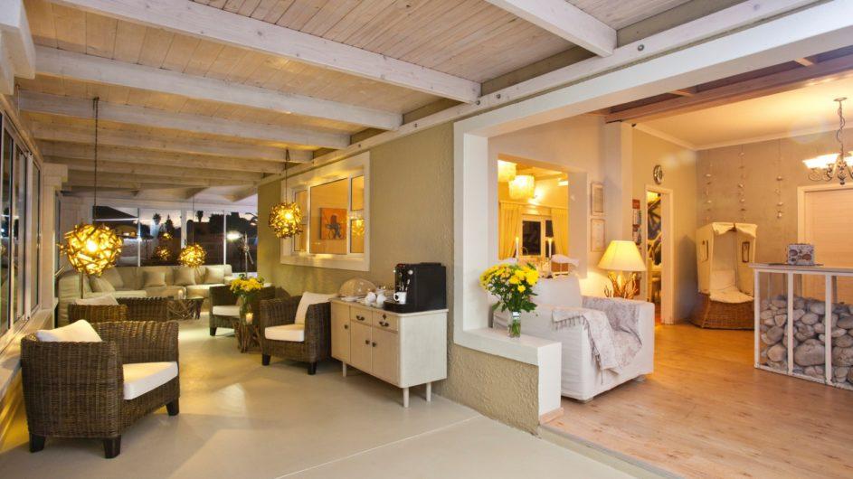 Namibia Swakopmund Guesthouse Lounge