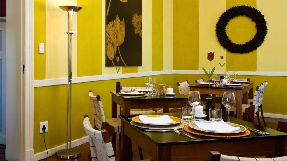 Namibia Swakopmund Villa Margharita Frühstückszimmer