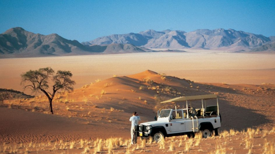 Namibia - Wolwedans - Dunes Lodge - Ausflug