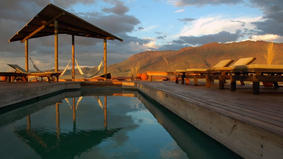 Namibia Wolwedans Dunes Lodge Pool