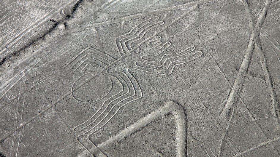 Peru Chamäleon Reisen Kleingruppenreise Machu Picchu Linien von Nazca Spinne