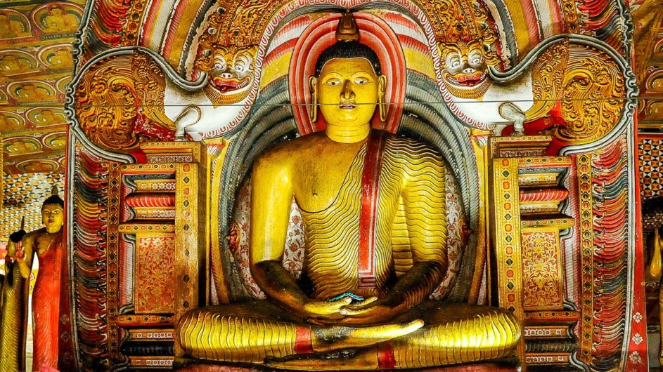Sri Lanka Chamäleon Reisen Kleingruppenreise Jaffna Dambulla Buddha