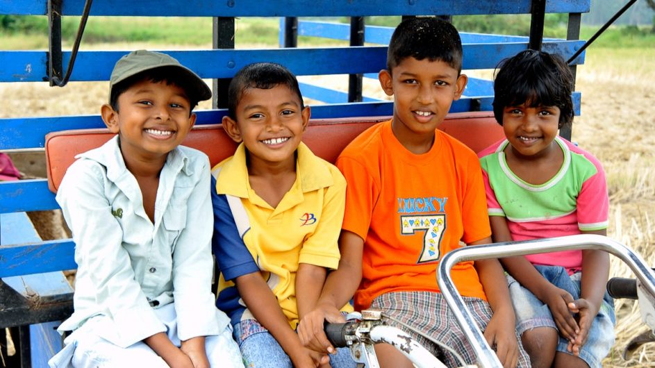 Sri Lanka Chamäleon Reisen Kleingruppenreise Kandy Jungs
