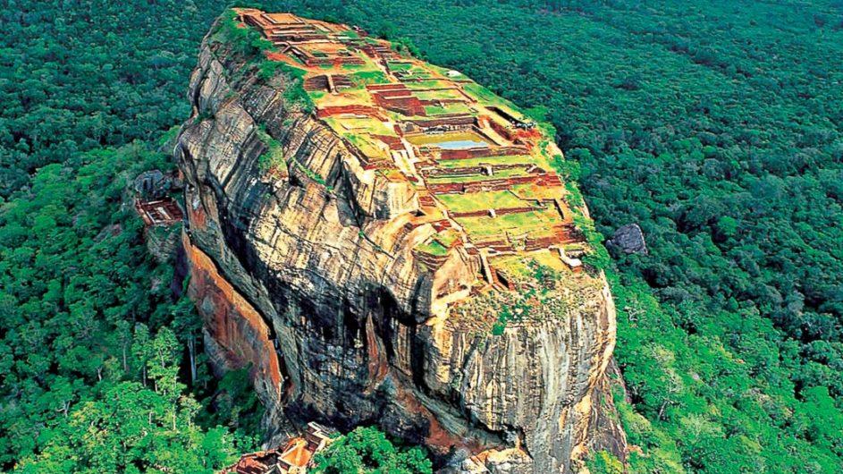 Sri Lanka Chamäleon Reisen Kleingruppenreise Jaffna Sigiriya Felsen