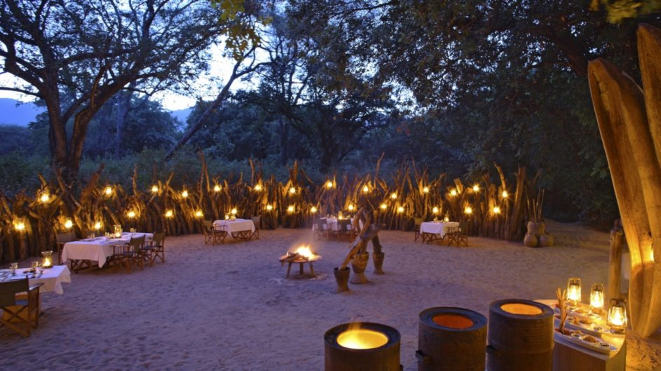 Tanzania andBeyond Lake Manyara Tree Lodge Boma
