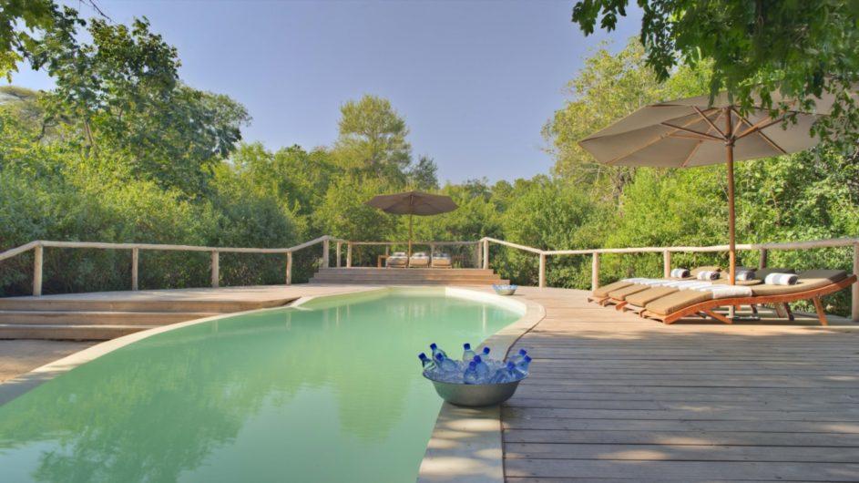 Tanzania andBeyond Lake Manyara Tree Lodge Pool
