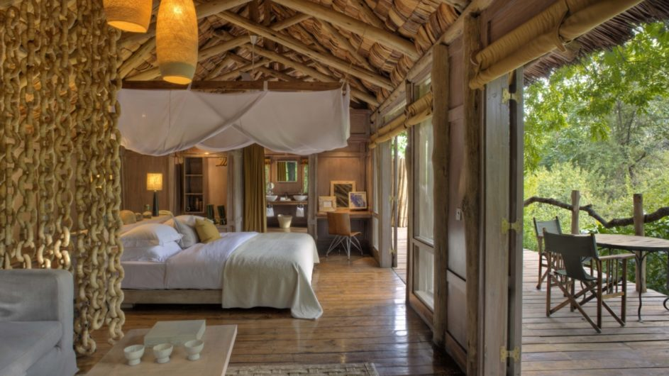 Tanzania andBeyond Lake Manyara Tree Lodge Zimmer