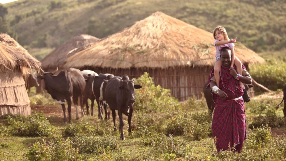 Tanzania Ngorongoro Krater Asilia The Higlands Ausflug zu den Masai