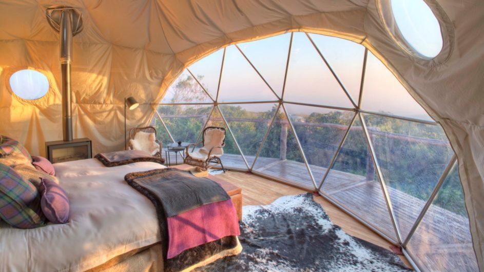 Tanzania Ngorongoro Krater Asilia The Higlands Zimmer innen