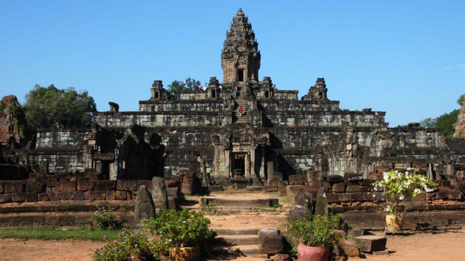 Kambodscha Exo Travel Ankor Tempel